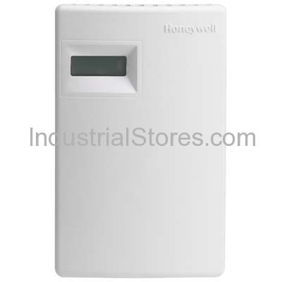 Honeywell C7262A1008 Single Gas Detectors Combination Carbon Dioxide & Temperature Sensor Wall Mount with Display