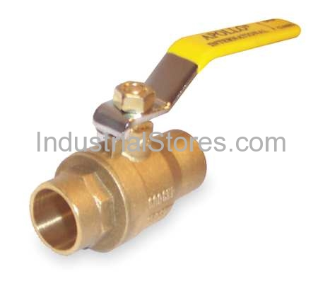 Conbraco 94A-208-01 Forged Brass Ball Valve 2""