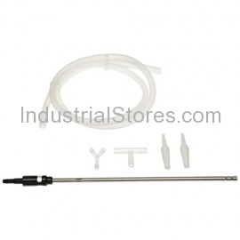 Testo 0554.3150 Pressure Set with Flue Draft