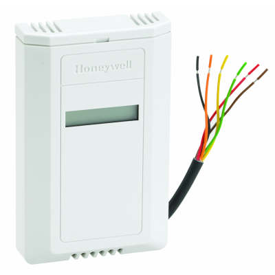 Honeywell C7232A1008 Single Gas Detectors Stand-Alone Carbon Dioxide Sensor Wall Mount with Display