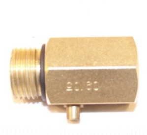 """Honeywell KH11S-1A Replacement Ball Valve 2"""" for 1/2"""" to 2"""" F76S Water Filters"""