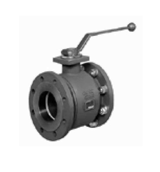 Dungs 238-586 Flanged Ball Valve KH DN125 5