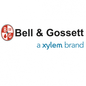 """Bell & Gossett Uby-1 1"""" NPT Ball Valve & Strainer"""