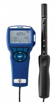 Alnor 7545 Indoor Air Quality Meter with Carbon Monoxide
