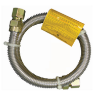 "Rheem SP10351 Flex Gas Connect 3/4"" Female 12"" Long"